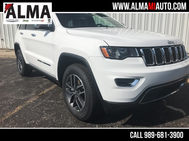 NEW 2018 JEEP GRAND CHEROKEE LIMITED 4X4